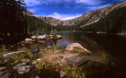озеро Миссури Стоковое Изображение