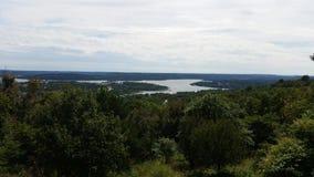 озеро Миссури Стоковые Фото