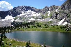 озеро Миссури colorado стоковое изображение rf