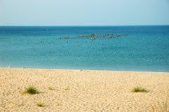 озеро Мичиган Стоковые Фотографии RF