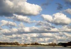 озеро Мичиган стоковые фото