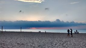 озеро Мичиган Стоковые Изображения RF