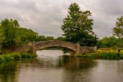 озеро моста сверх Стоковая Фотография RF