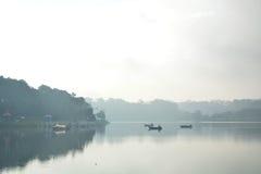 Озеро на Dalat Стоковые Фотографии RF