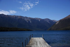 Озеро Нельсон Стоковое Фото