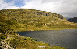 Озеро Норвегии Стоковые Фото