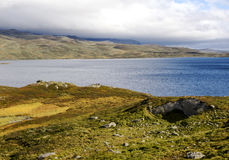 Озеро Норвегии Стоковые Изображения