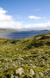 Озеро Норвегии Стоковые Изображения RF