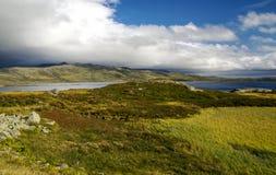 Озеро Норвегии Стоковая Фотография RF