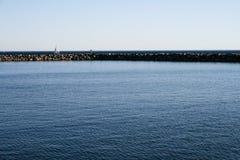 Озеро Онтарио Стоковая Фотография