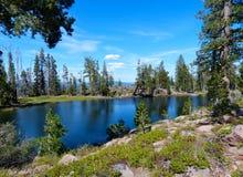 Озеро оправ Стоковое Фото