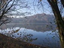 Озеро осен Стоковое Изображение