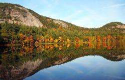 озеро отголоска стоковые фотографии rf