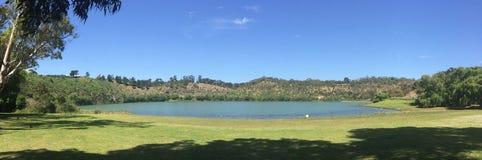 Озеро долин Стоковые Изображения RF