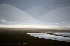 Озеро падуба Стоковые Изображения RF
