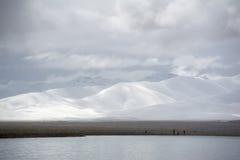 Озеро падуба Стоковое Изображение RF