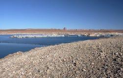 Озеро Пауэлл, Аризона, США Стоковое фото RF