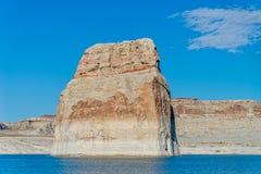 Озеро Пауэлл, страница, Аризона, Соединенные Штаты Америки стоковая фотография