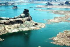 Озеро Пауэлл Стоковые Фото