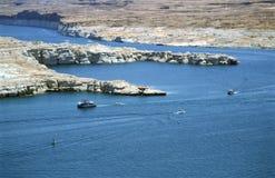 Озеро Пауэлл Стоковая Фотография RF