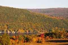 Озеро пальц, NY Стоковое Изображение