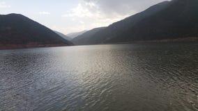 Озеро & природа Стоковые Изображения RF