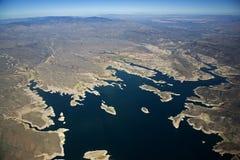 Озеро приятное Стоковые Изображения