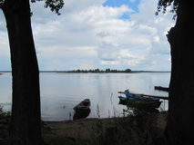 озеро, пруд Стоковое Изображение