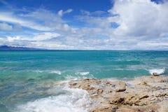 Озеро плато Стоковая Фотография