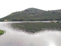 Озеро рек Стоковая Фотография