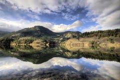 озеро рыболовства Стоковое Изображение RF