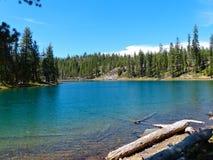 Озеро самоцвет Стоковое фото RF