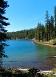 Озеро самоцвет Стоковые Изображения RF