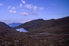 Озеро Сан-Хуан Стоковые Фото