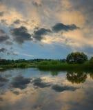 озеро свободного полета Стоковая Фотография RF