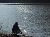 Озеро Серби Стоковое Фото