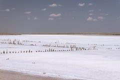Озеро сол Стоковая Фотография RF