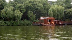 Озеро Сучжоу Стоковые Изображения RF