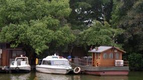 Озеро Сучжоу Стоковая Фотография