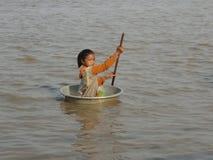 Озеро тонн Le Сок Стоковое фото RF