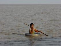 Озеро тонн Le Сок Стоковые Фото