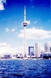 Озеро Торонто городское 2002 Стоковое фото RF