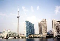 Озеро Торонто фронт 2002 гавани Стоковая Фотография