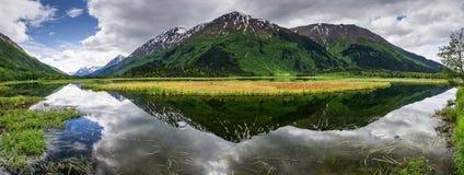 Озеро тройка Стоковое Изображение