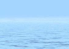 озеро туманное бесплатная иллюстрация