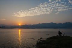 озеро тысяча островов Стоковые Фото