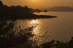 озеро тысяча островов Стоковое фото RF