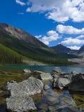 озеро утешения Стоковое Изображение RF