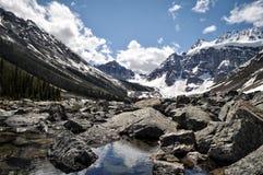 Озеро утешени Стоковое Изображение RF