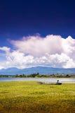 озеро фарфора Стоковое Изображение RF